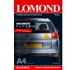 LOMOND Magnetic Paper, glossy–материал для магнитных стикеров,А4,2 л,2020345