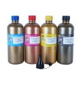 Тонер для KYOCERA FS-C2026MFP/C2126MFP (TK-590) (фл,100,кр,5К,NonChem, IMEX) Silver ATM