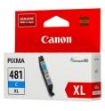 Картридж CANON CLI-481XL голубой оригинальный повышенной емкости