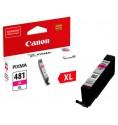 Картридж CANON CLI-481XL пурпурный оригинальный повышенной емкости