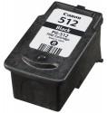 Картридж CANON PG-512 черный оригинальный повышенной емкости