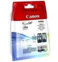 Набор картриджей Canon PG-510/CL-511 оригинальный