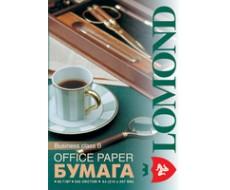 Офисная белая бумага Business, A4, класс B, 80 г/м2, 500 листов,0101004