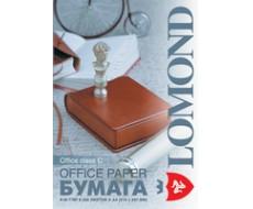 Офисная белая бумага Office, A4, класс C, 80 г/м2, 500 листов,0101005