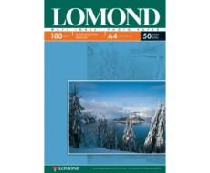 Односторонняя Матовая фотобумага для струйной печати, A4, 180 г/м2, 50 листов,0102014
