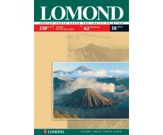 Односторонняя Глянцевая фотобумага для струйной печати, A3, 230 г/м2, 50 листов,0102025