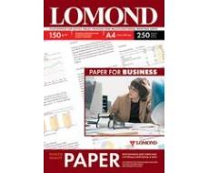 Односторонняя глянцевая фотобумага для струйной печати, 150г/м2, А4, 250 листов,0102133