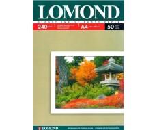 Односторонняя Глянцевая фотобумага для струйной печати, A4, 240 г/м2, 50 листов,0102135