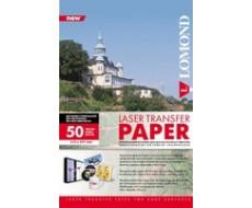 Термотрансферная бумага для лаз.печати для твердых поверхностей,A4,140 г/м2,50 л,0807435