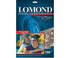 Полуглянцевая фотобумага для струйной печати, A4, 170 г/м2, 20 листов,1101305