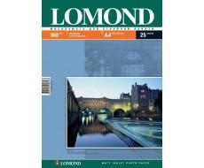 Односторонняя Матовая фотобумага для струйной печати, A4, 160 г/м2, 100 листов,Lom-0102005