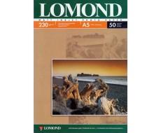 Односторонняя Матовая фотобумага для струйной печати, A4, 230 г/м2, 50 листов,Lom-0102016