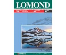 Односторонняя Глянцевая фотобумага для струйной печати, A4, 200 г/м2, 50 листов,Lom-0102020