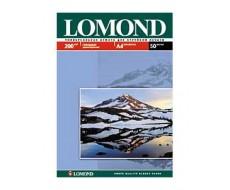 Односторонняя Глянцевая фотобумага для струйной печати, A3, 200 г/м2, 50 листов. Lom-0102024