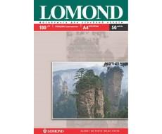 Двусторонняя Глянцевая/Глянцевая фотобумага для струйной печати, A4, 180 г/м2, 50 листов,Lom-0102065