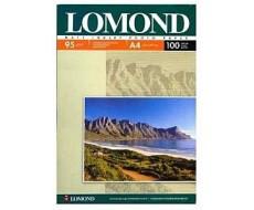 Односторонняя Матовая фотобумага для струйной печати, A4, 95 г/м2, 100 листов,Lom-0102125