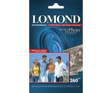 Суперглянцевая ярко-белая (Super Glossy Bright) микропористая фотобумага для струйной печати, A3, 260 г/м2, 20 листов,Lom-1103130