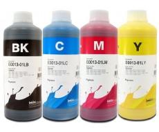 Комплект чернил InkTec для Epson (Т0731, 0921, 1031, 1281) St C67, 91, CX3700, T40, TX550, S22,(E0013-01L) 4 x 1000 мл.