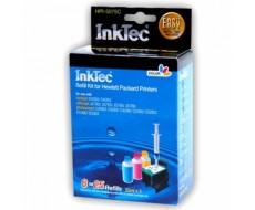 Заправочный набор InkTec для HP 141 (CB337HE), HP 141XL (CB338HE) HPI-5075C 3 x 25 мл