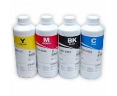 Комплект чернил InkTec для Epson XP-413, XP-313, XP-103, XP-207, XP-303, XP-306, XP-406, XP-33, XP-403 пигмент+ водные,4 х 1000 мл