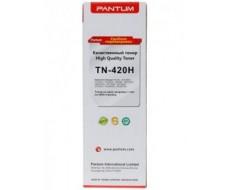 Заправочный комплект Pantum TN-420H (тонер 115 г + чип) (o)