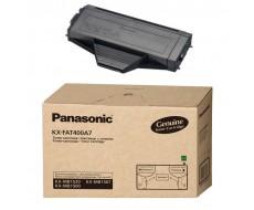 Тонер-картридж Panasonic KX-FAT400А7 (KX-FAT400А) оригинальный