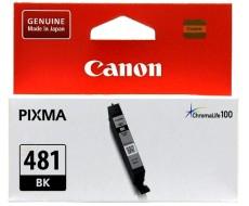 Картридж CANON CLI-481 черный оригинальный стандартной емкости