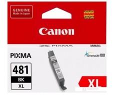 Картридж CANON CLI-481XL черный оригинальный повышенной емкости
