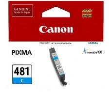 Картридж CANON CLI-481 голубой оригинальный стандартной емкости