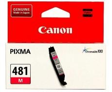 Картридж CANON CLI-481 пурпурный оригинальный стандартной емкости