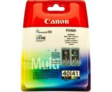 Набор картриджей Canon PG-40/CL-41 оригинальный
