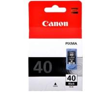 Картридж CANON PG-40 черный оригинальный повышенной емкости