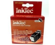 Картридж Canon BCI 3-eBK черный (BPI-603BK) совместимый InkTec